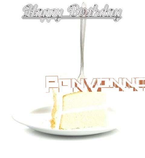 Happy Birthday Wishes for Ponvannan
