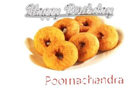Happy Birthday Poornachandra