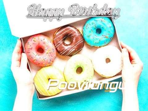 Happy Birthday Poovilangu Cake Image