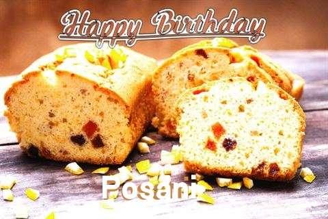 Birthday Images for Posani