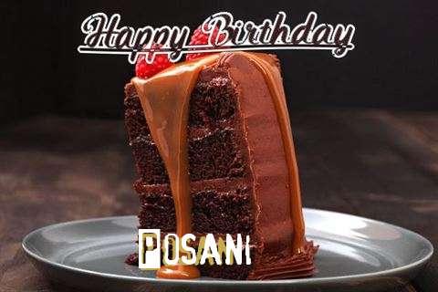 Posani Cakes