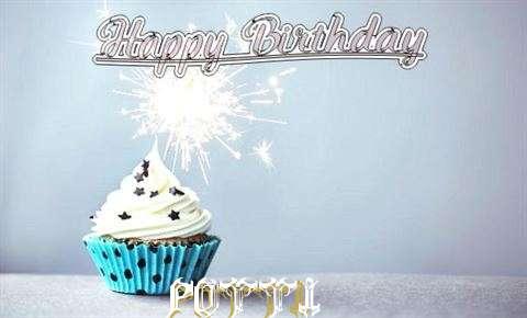 Happy Birthday to You Potti
