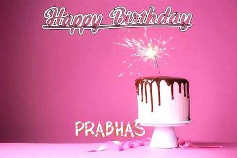 Birthday Images for Prabhas
