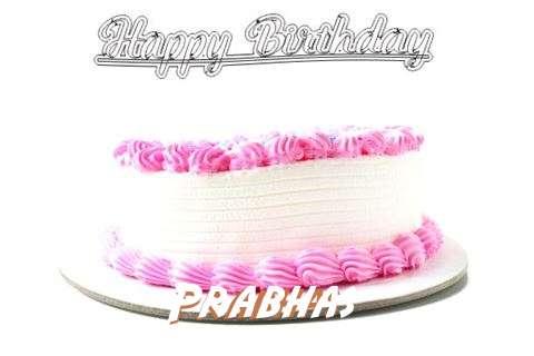 Happy Birthday Wishes for Prabhas