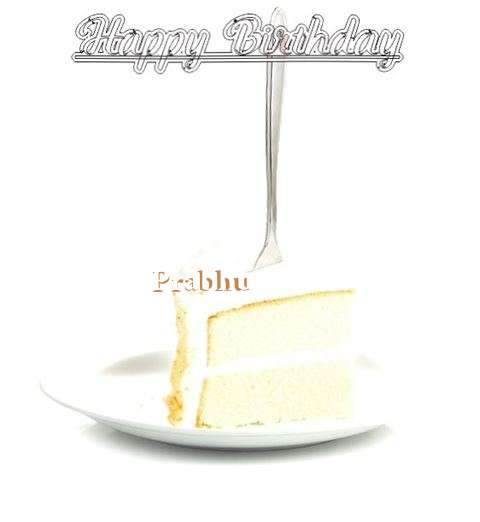 Happy Birthday Wishes for Prabhu