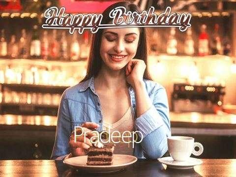 Birthday Images for Pradeep