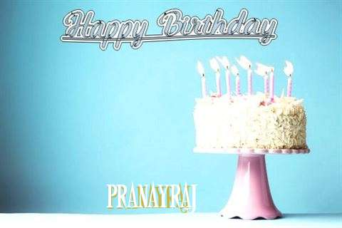 Birthday Images for Pranayraj