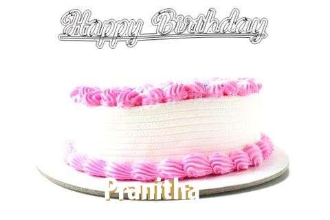 Happy Birthday Wishes for Pranitha