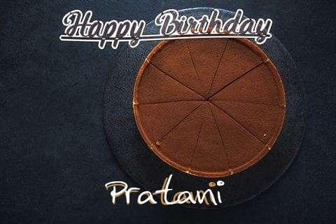 Happy Birthday to You Pratani