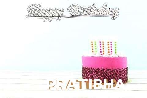 Happy Birthday to You Pratibha