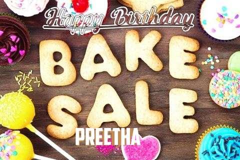 Happy Birthday Preetha