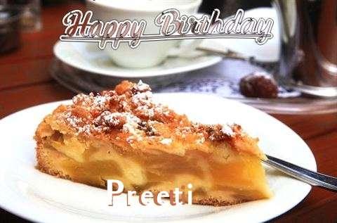 Happy Birthday Preeti