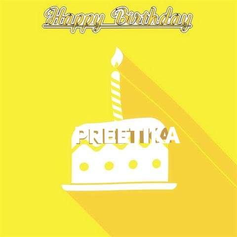 Birthday Images for Preetika