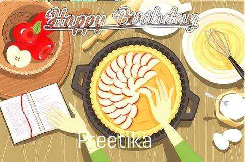 Preetika Birthday Celebration