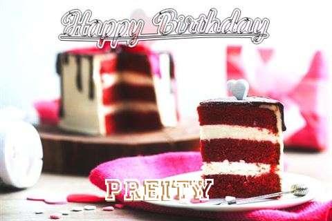 Happy Birthday Wishes for Preity
