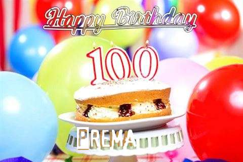 Happy Birthday Prema