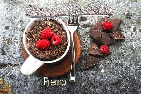 Happy Birthday Wishes for Prema