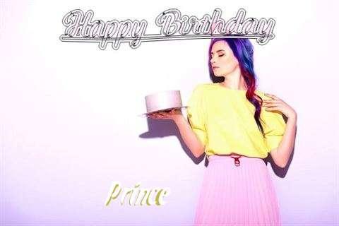 Prince Birthday Celebration