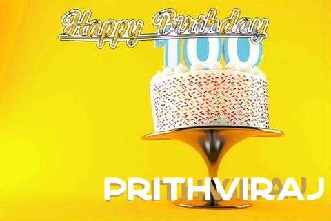 Happy Birthday Wishes for Prithviraj