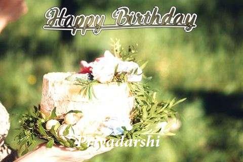Birthday Images for Priyadarshi