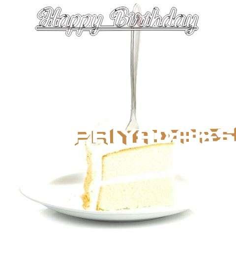 Happy Birthday Wishes for Priyadarshi