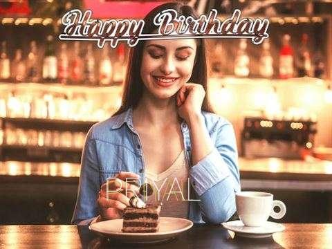 Birthday Images for Priyal