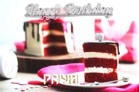 Happy Birthday Wishes for Priyal