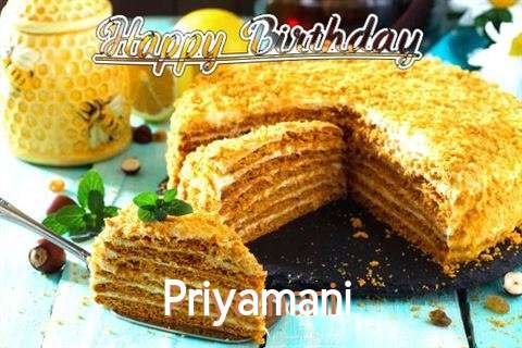 Birthday Wishes with Images of Priyamani