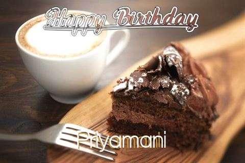 Birthday Images for Priyamani