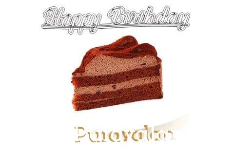 Happy Birthday Wishes for Puravalan
