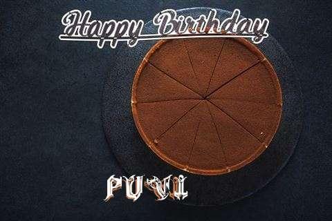 Happy Birthday to You Puvi