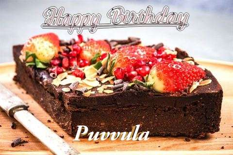 Wish Puvvula