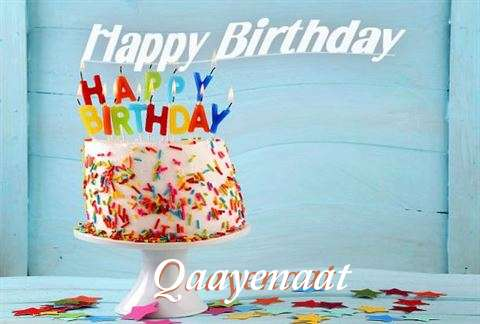 Birthday Images for Qaayenaat