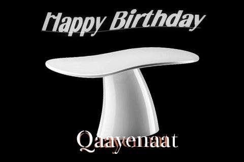 Qaayenaat Birthday Celebration