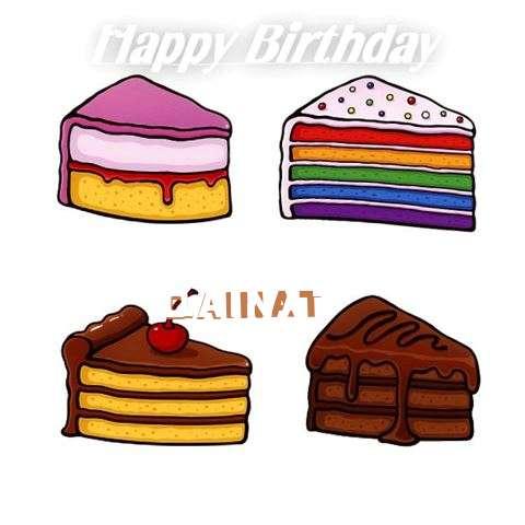 Happy Birthday Qainat
