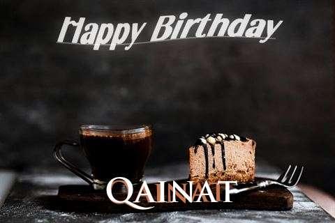 Happy Birthday Wishes for Qainat
