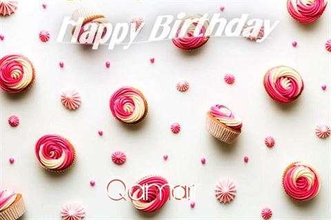 Birthday Images for Qamar