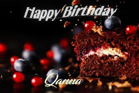 Birthday Images for Qanna