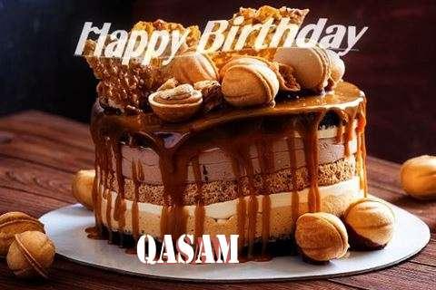 Happy Birthday Wishes for Qasam