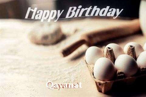 Happy Birthday to You Qayanat