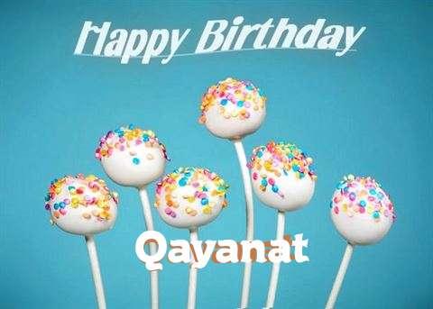 Wish Qayanat