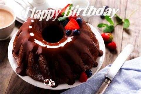 Happy Birthday Qia