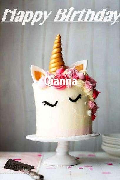 Happy Birthday to You Qianna