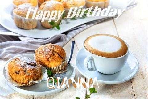 Qianna Cakes