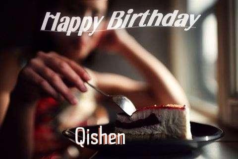 Happy Birthday Wishes for Qishen