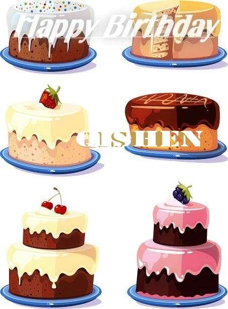 Happy Birthday to You Qishen