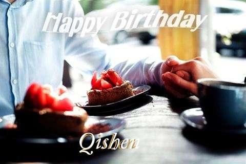 Wish Qishen