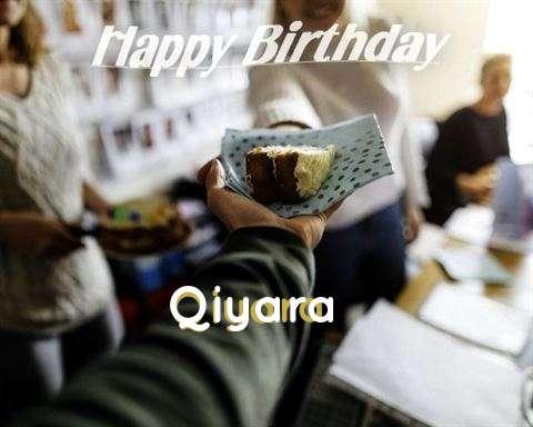 Birthday Wishes with Images of Qiyara