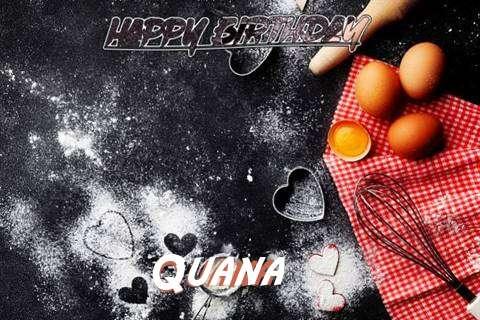 Birthday Images for Quana