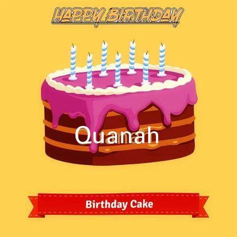 Wish Quanah